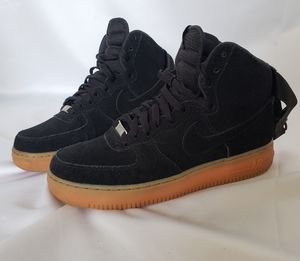 Nike Suede Air Force One High Top